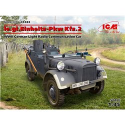 ICM 35583 1/35 le.gl.Einheits-Pkw Kfz.2