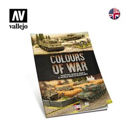 VALLEJO 75.013 Colours of War (English)