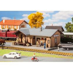 Preiser 10342 Figurines HO 1/87 Pompiers Allemands, uniforme d'été