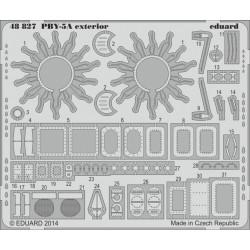 VALLEJO 71.153 Desert War Zenith Transformation Set