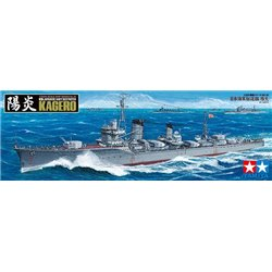 TAMIYA 78032 1/350 Japanese Navy Destroyer Kagero