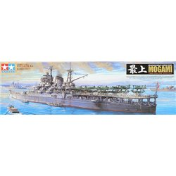 TAMIYA 78021 1/350 Japanese Aircraft Carrying Cruiser Mogami