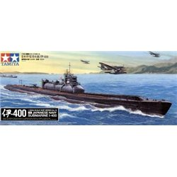 TAMIYA 78019 1/350 Japanese Navy Submarine I-400