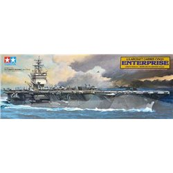 TAMIYA 78007 1/350 USS Enterprise CVN-65