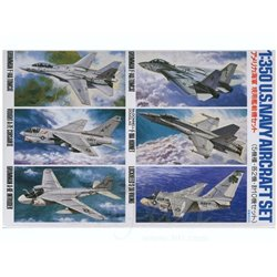TAMIYA 78006 1/350 U.S. Navy Aircraft Set No. 1