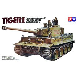 TAMIYA 35056 1/35 PanzerkampfwagenVI Tiger I