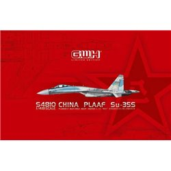 GREAT WALL HOBBY S4810 1/48 China PLAAF Su-35S