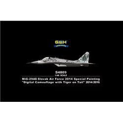 GREAT WALL HOBBY S4809 1/48 MiG-29AS Slovak Air Force 2014 Special Painting