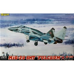 "GREAT WALL HOBBY L4818 1/48 MiG-29 SMT ""Fulcrum"""