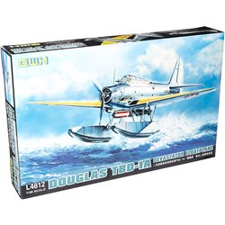 GREAT WALL HOBBY L4812 1/48 TBD-1A Devastator Floatplane
