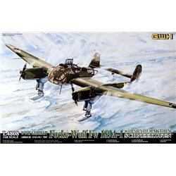 GREAT WALL HOBBY L4808 1/48 Focke-Wulf Fw 189A-1