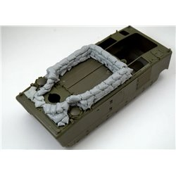 PANZER ART RE35-620 1/35 LVT-5 sandbags armor