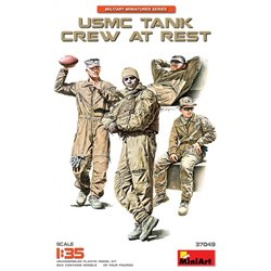 MINIART 37049 1/35 USMC Tank Crew