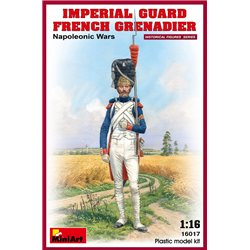 MINIART 16017 1/16 IMPERIAL GUARD FRENCH GRENADIER