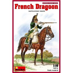MINIART 16016 1/16 FRENCH DRAGOON NAPOLEONIC WARS