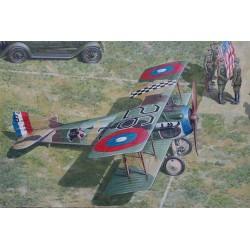 "MASTERBOX MB72006 1/72 MK II ""Female"" British Tank"