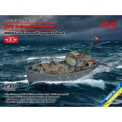 "MASTERBOX MB72003 1/72 Mark I ""Male"" British Tank"