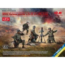 MASTERBOX MB3585 1/35 British Infantry. Western Europe, 1944-1945
