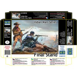 """MASTERBOX MB35191 1/35 """"Final Stand"""""""