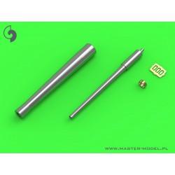 MISSION MODELS MMA-004 FLAT COAT CLEAR 1OZ