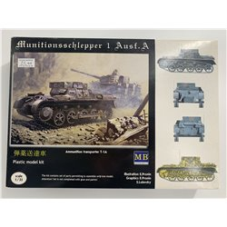MASTERBOX T3504 1/35 Munitionsschlepper 1 Ausf. A
