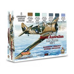 LIFECOLOR XS01 Australian Airforce WWII