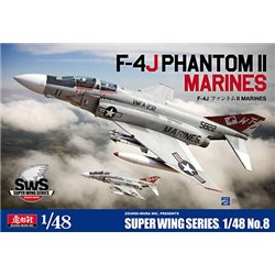 ZOUKEI-MURA SWS 4808 1/48 F-4J Phantom II Marines