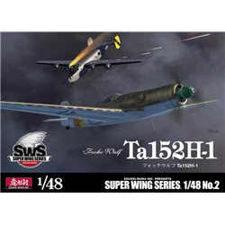 ZOUKEI-MURA SWS 4802 1/48 Focke Wulf Focke Wulf Ta 152H-1