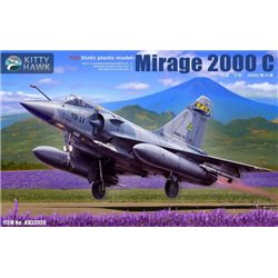 KITTY HAWK KH32020 1/32 Mirage 2000 C