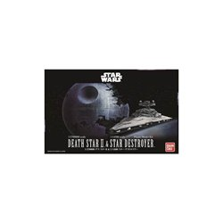 REVELL 01207 1/2700000 DEATH STAR II