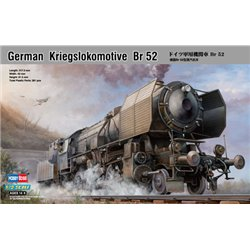 HOBBY BOSS 82901 1/72 German Kriegslokomotive BR-52