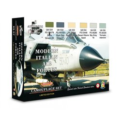 LIFECOLOR XS07 Italian Airforce Contemporary