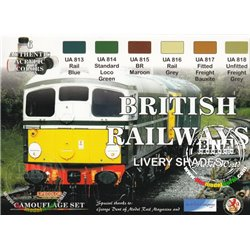 LIFECOLOR XS06 British Railways