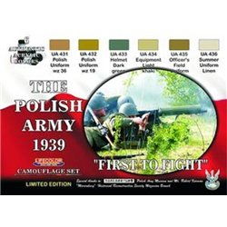 LIFECOLOR XS05 Polish Uniforms WWII