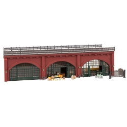 FALLER 120471 1/87 Up and over bridge set