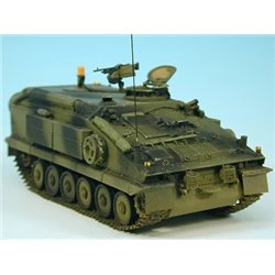 ACCURATE ARMOUR K089 1/35 Stormer TRV Support Vehicle