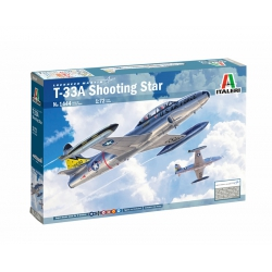 ITALERI 1444 1/72 T-33A Shooting Star
