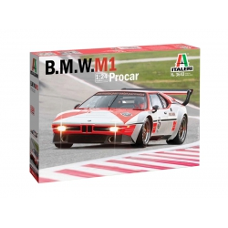 ITALERI 3643 1/24 BMW M1 Procar