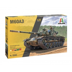 ITALERI 6582 1/35 M60A3 MBT