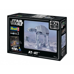 "REVELL 05680 1/53 AT-AT 40th Anniversary ""The Empire Strikes Back"""