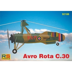RS MODELS 92188 1/72 Avro Rota C.30