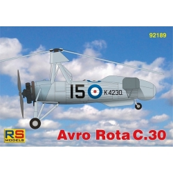RS MODELS 92189 1/72 Avro Rota C.30