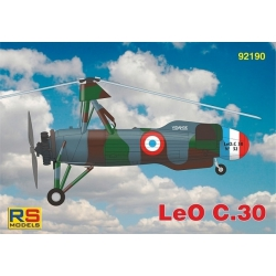 RS MODELS 92190 1/72 LeO C.30