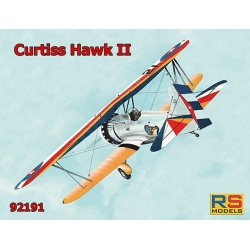 RS MODELS 92191 1/72 Curtiss Hawk II