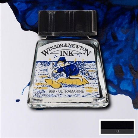 WINSOR & NEWTON ENCRE 14ML 660 OUTREMER