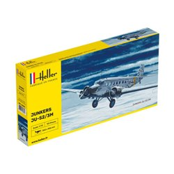 HELLER 80380 1/72 Ju-52/3m