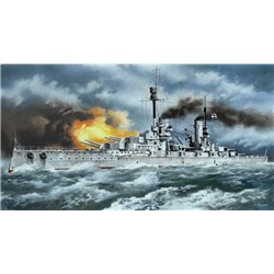 ICM S.003 1/350 Kronprinz WWI German Battleship