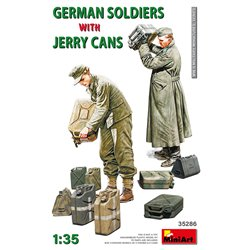 MINIART 35286 1/35 German Soldiers with Jerrycans