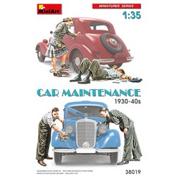 MINIART 38019 1/35 Car Maintenance