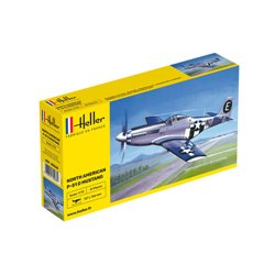 HELLER 80268 1/72 P-51D Mustang